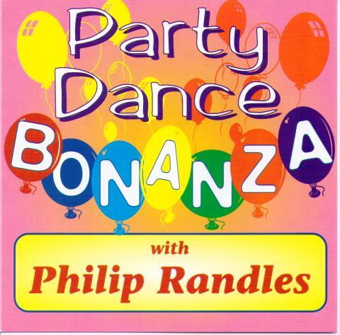 PHILIP RANDLES 'Party Dance Bonanza' CDTS 055