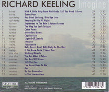 "RICHARD KEELING ""Imagine"" CDTS 173"
