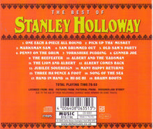 Stanley Holloway - CD 6351