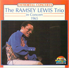 The RAMSEY LEWIS Trio - in Concert 1965 - CD 53108