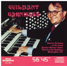 GUILMANT GARNISHES - Pro Organo CD 7006