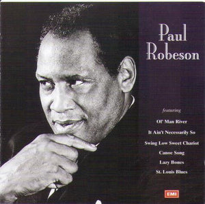 PAUL ROBESON - 4 99157 2
