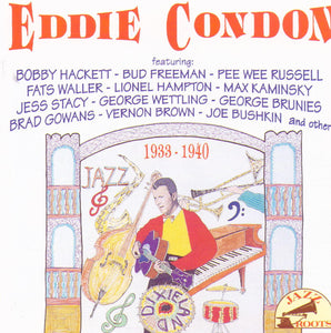 EDDIE CONDON 1933-1940 - CD 56078