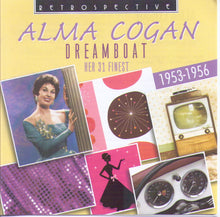 Alma Cogan Dreamboat RTR 4121