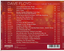 DAVE FLOYD ' Could I Have This Dance - CDTS 245