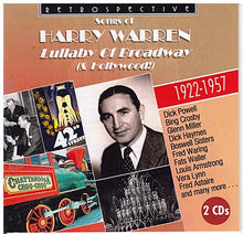Songs of HARRY WARREN - Various Artists - RTS 4334