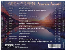 LARRY GREEN ' Sunrise Sunset' CDTS 253