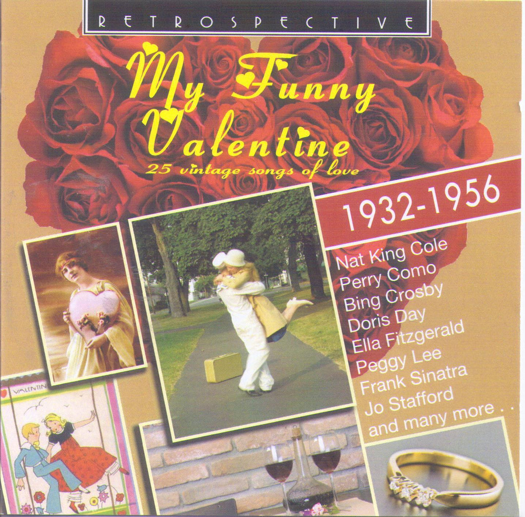MY FUNNY VALENTINE - Various Artists RTR 4197