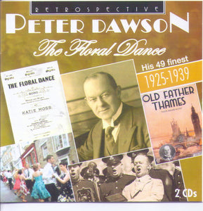PETER DAWSON 'The Floral Dance' RTS 4306