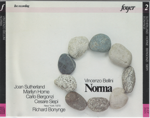 JOAN SUTHERLAND - 'Norma'
