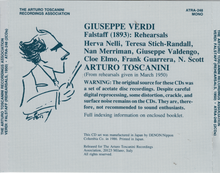 VERDI: FALSTAFF - ATRA-2-CD-248