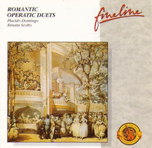 PLACIDO DOMINGO 'Romantic Opera Duets' FLCD 9052