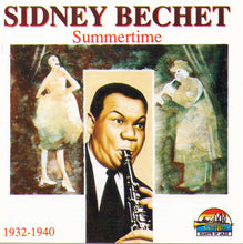 SIDNEY BECHET - Summertime - 1932-1940 - CD 53104