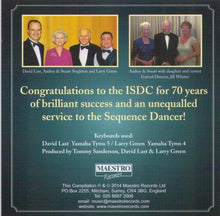 'CELEBRATING 70 YEARS of the ISDC' - David Last & Larry Green CDTS 219