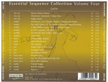 ESSENTIAL SEQUENCE COLLECTION - Vol. Four - Latin CDTS 160