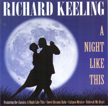 "RICHARD KEELING ""A Night Like This"" CDTS 191"