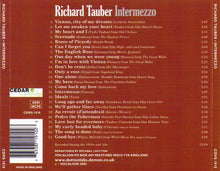 RICHARD TAUBER 'Intermezzo' CDVS 1910