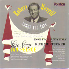 RICHARD TUCKER/ROBERT MERRILL/JAN PEERCE - CDVS 1952
