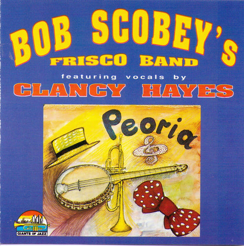 BOB SCOBEY's Frisco Band - CD 53143