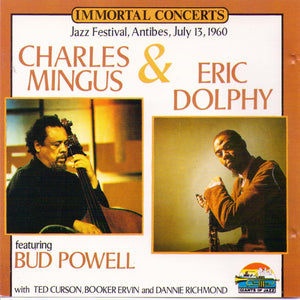CHARLES MINGUS & ERIC DOLPHY - CD 53013