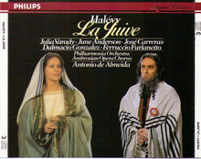 "JOSE CARRERAS ""La Juive"" 3cd-420 190-2"