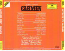 JOSE CARRERAS / RICCIARELLI / BALTSA  'Carmen' 410 088-2 (3-cd Set)