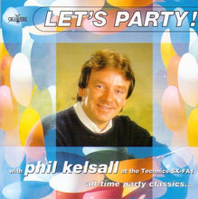 PHIL KELSALL 'Let's Party' GRCD 103