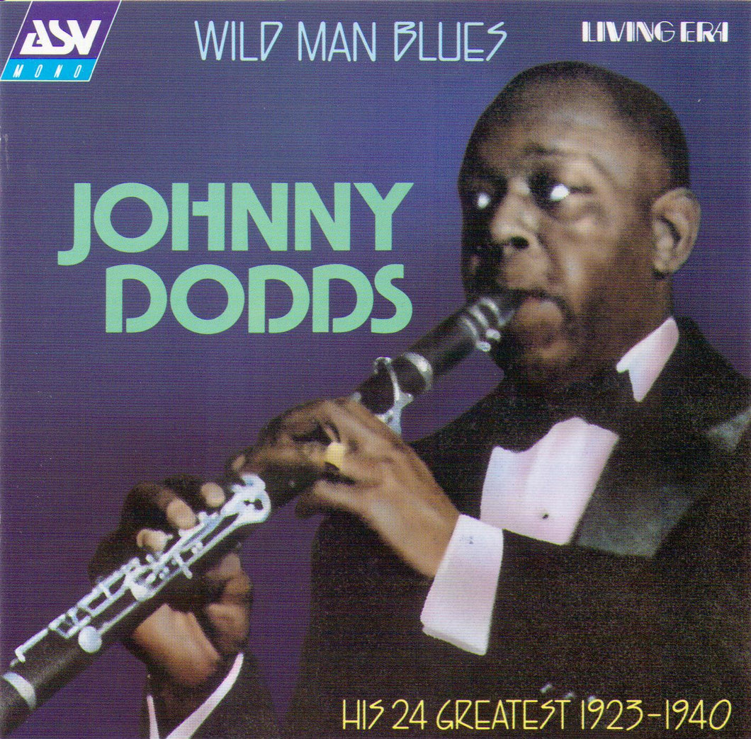 JOHNNY DODDS