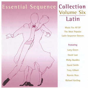 ESSENTIAL SEQUENCE COLLECTION - Vol. 6 - Latin CDTS 224