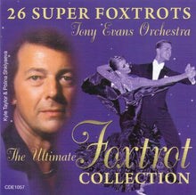 TONY EVANS ORCHESTRA 'The Ultimate Foxtrot Collection' CDE 1057