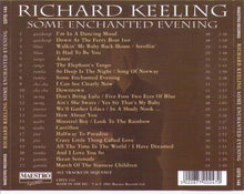 RICHARD KEELING 'Some enchanted evening' CDTS 144