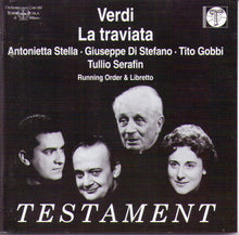 LA TRAVIATA - SBT 2211 - 2-cd Set