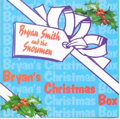 BRYAN SMITH 'Bryan's Christmas Box' CDTS 017