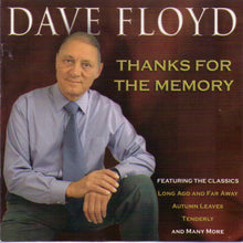 "DAVE FLOYD ""Thanks for the Memory"" CDTS 115"