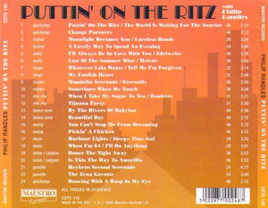 PHILIP RANDLES 'Puttin' On The Ritz' CDTS 145