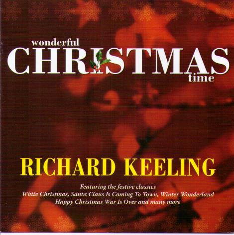 RICHARD KEELING 'Wonderful Christmas Time' CDTS 146