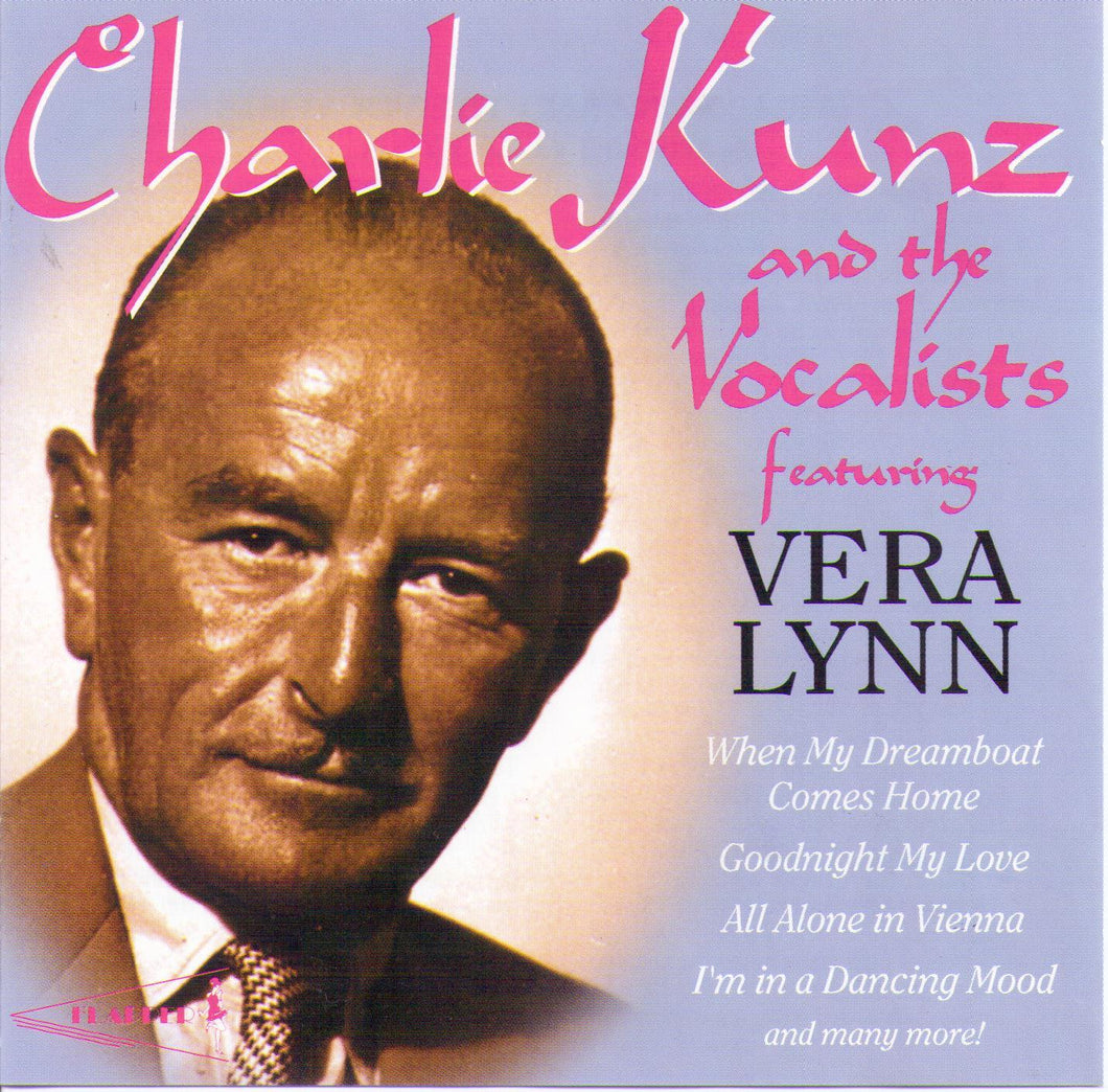 Charlie Kunz & The Vocalists - PAST CD 7089