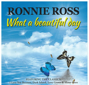 RONNIE ROSS 'What a beautiful day' CDTS 228