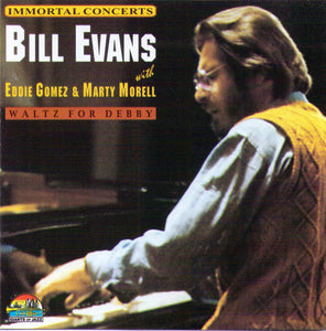 "BILL EVANS ""Waltz For Debby"" - CD 53371"