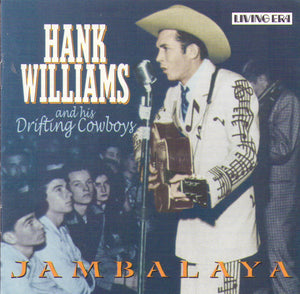 HANK WILLIAMS - Jambalaya - CD AJA 5461