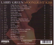 "LARRY GREEN ""Moonlight Kiss"" CDTS 179"
