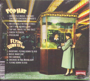 Top Hat - Flying Down To Rio - SFILMCD006