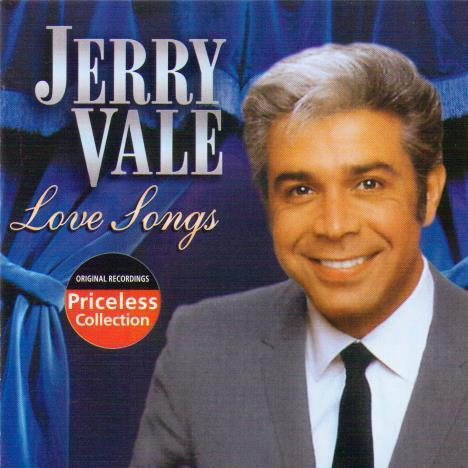JERRY VALE 'Love Songs' COL-CD-8087