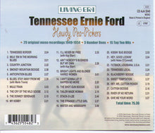 Tennessee Ernie Ford - CD AJA 5548