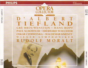 TIEFLAND (d'Albert) 434 781-2 (2-cd Set)