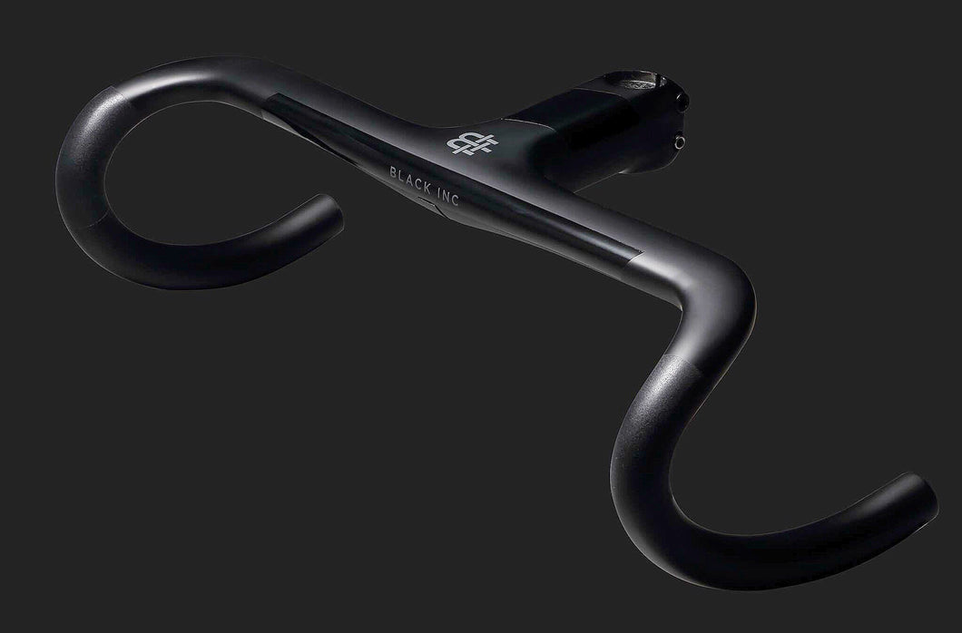 BLACK BAR STEM INTEGRATED
