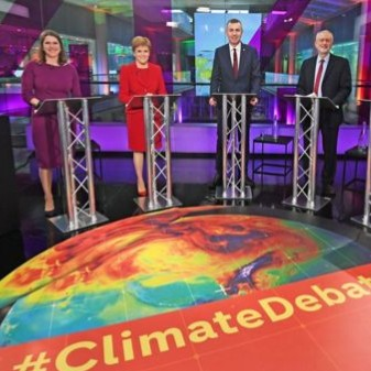 General election 2019: What does a 'climate election' mean for Wales?