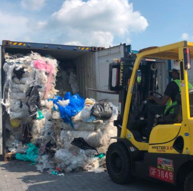 Plastic waste dumped in Malaysia will be returned to UK, US and others