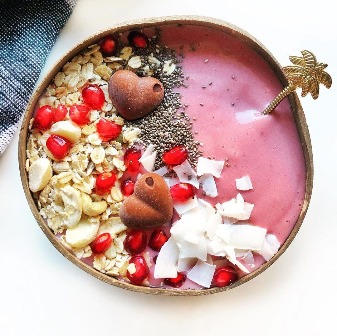 ✨ Bubblegum smoothie bowl ✨ 😻