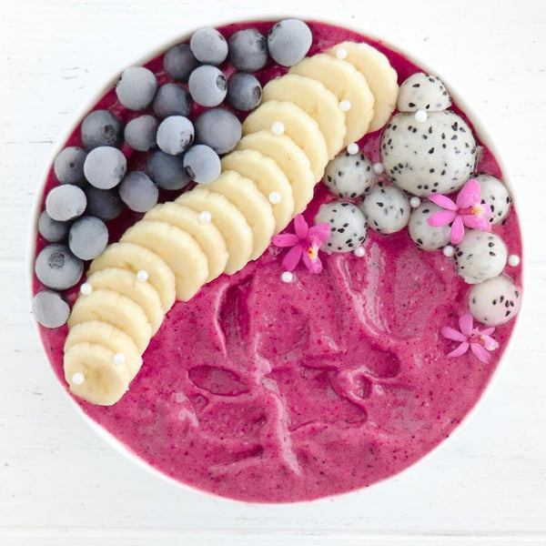 ✨ PITAYA SMOOTHIE BOWL ✨ 😻